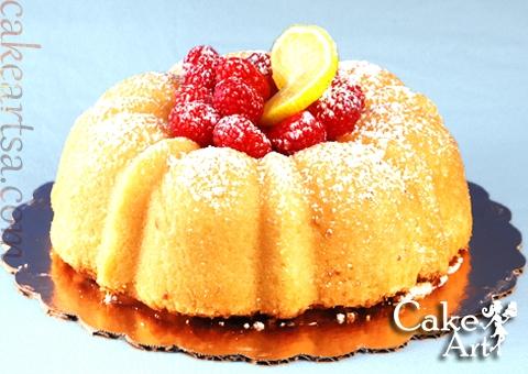 Bundt Cake With Fruit Filling